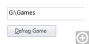 Game Fire - Дефрагментация игр